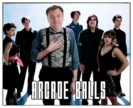 Arcade Balls