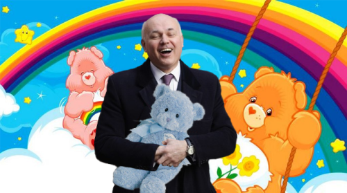iain duncan smith teddy bear