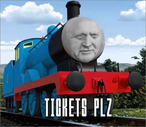 questionable time 13 dimbleby the tank engine