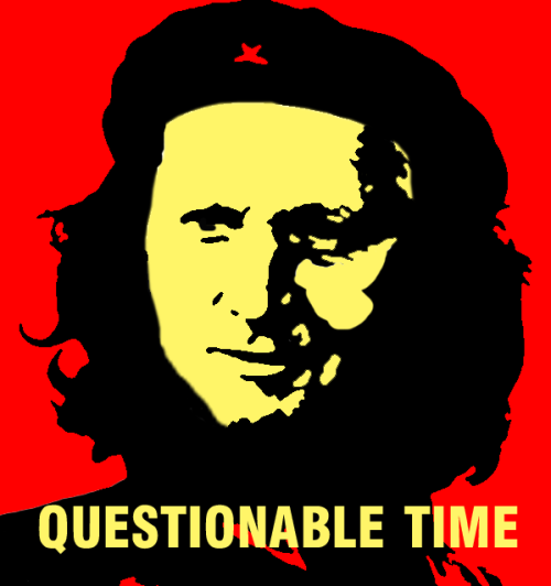 questionable time 27 david dimbleby che