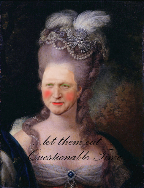 questionable time 30 david dimbleby marie antoinette
