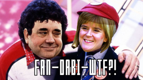 alex salmod nicola sturgeon krankies