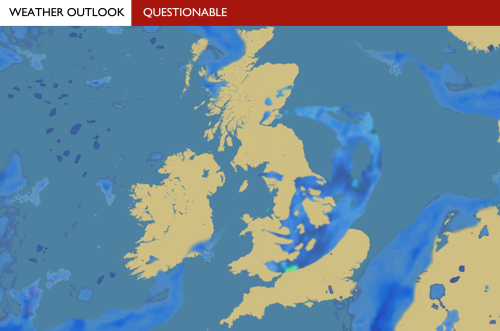 Questionable time 47 david dimbleby weather map