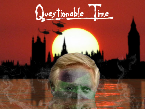 questionable time 55 david dimbleby apocalypse now