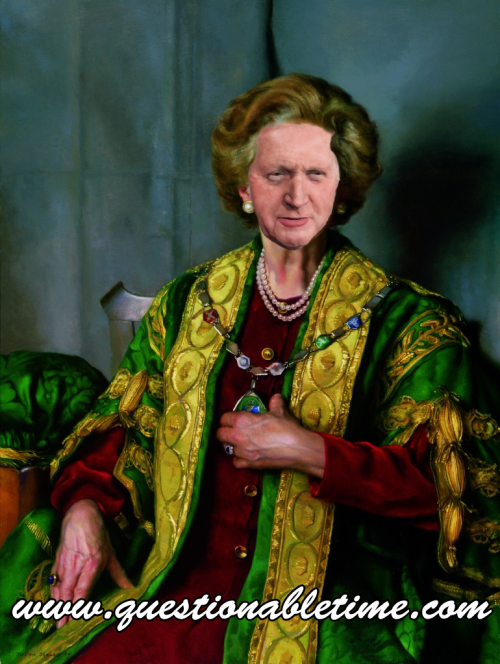 questionable time 58 david dimbleby margaret thatcher