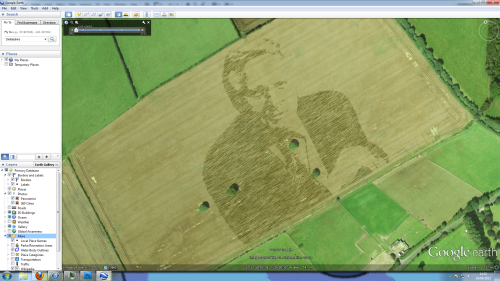questionable time 60 david dimbleby crop circle