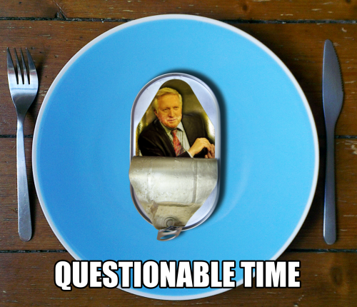 questionable time 62 david dimbleby by sardine tin