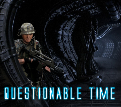 questionable time 63 david dimbleby aliens colonial marine