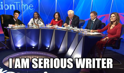 an wilson question time