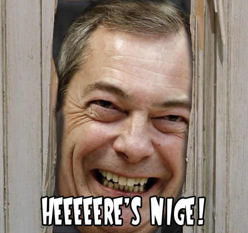 nigel farage the shining