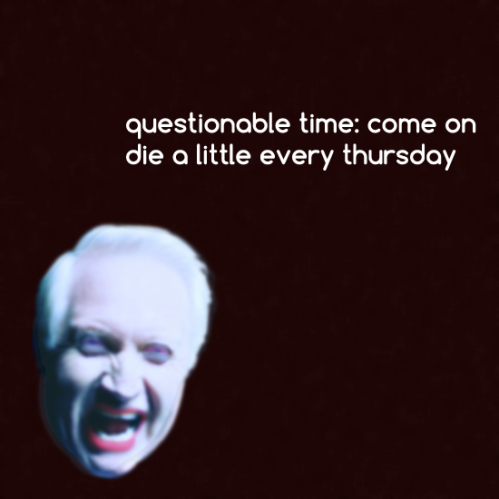 questionable time 80 david dimbleby mogwai cody