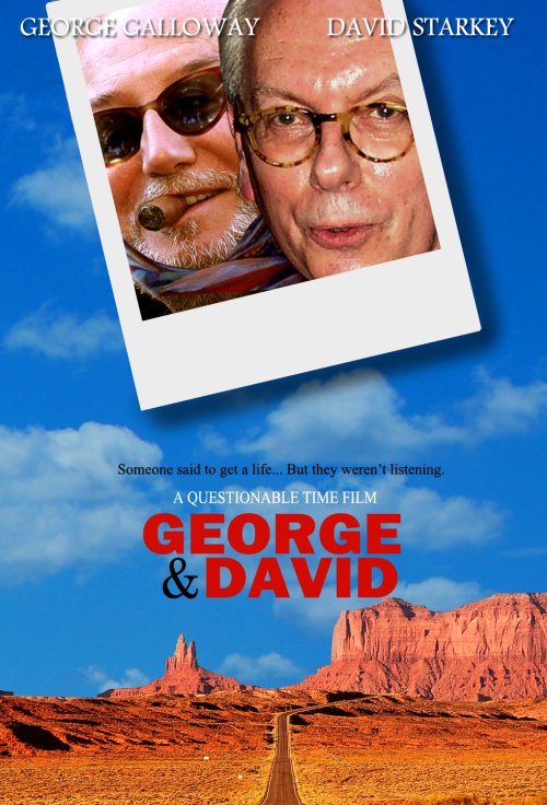 george galloway and david starkey thelma and louise