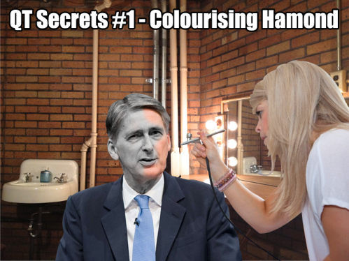 philip hammond make up grey
