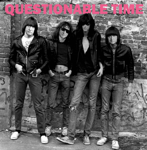 questionable time 92 david dimbleby ramones