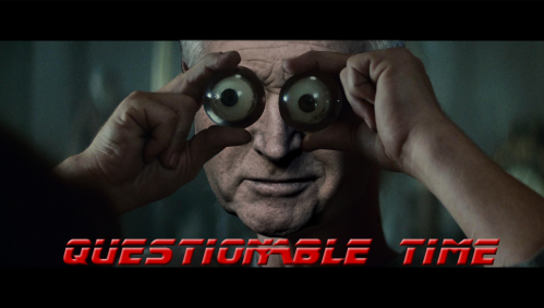 questionable time 96 david dimbleby blade runner