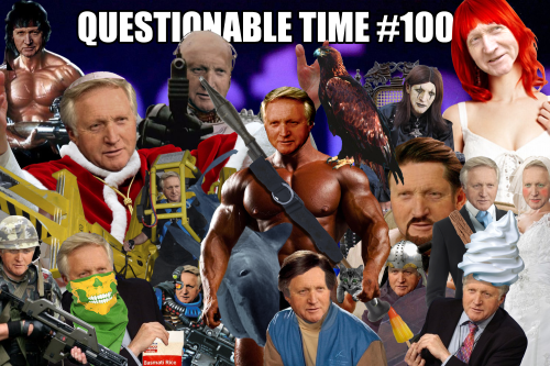 questionable time 100 david dimbleby photoshop montage