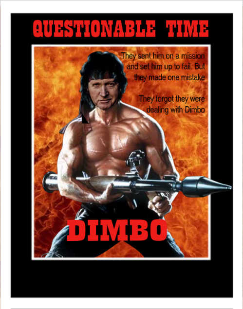 questionable time 98 david dimbleby rambo