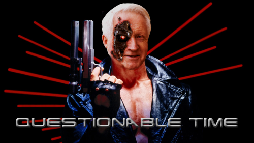 questionable time 102 david dimbleby terminator