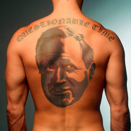 questionable time 103 david dimbleby back tattoo